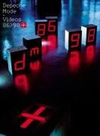 Cover Depeche Mode - The Videos 86>98+ [DVD]